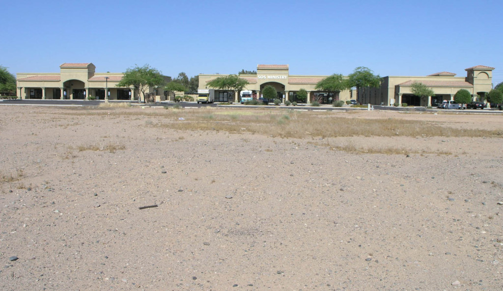 Central Square Land