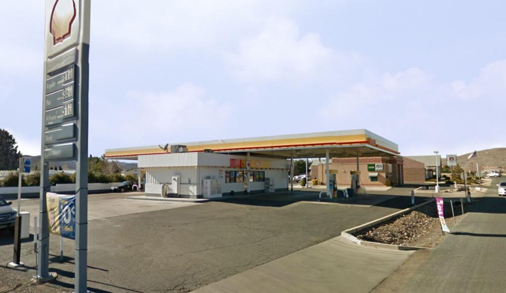 SR 69 Gas Station