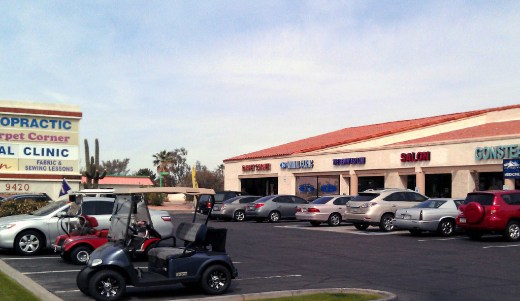 Sun Bell Plaza Sun City AZ Retail Leasing
