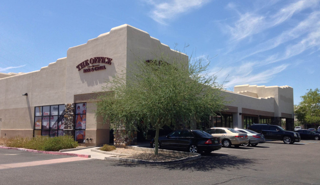 R&G Commercial Real Estate Scottsdale retail leasing at 10767 N 116th St, Scottsdale, AZ