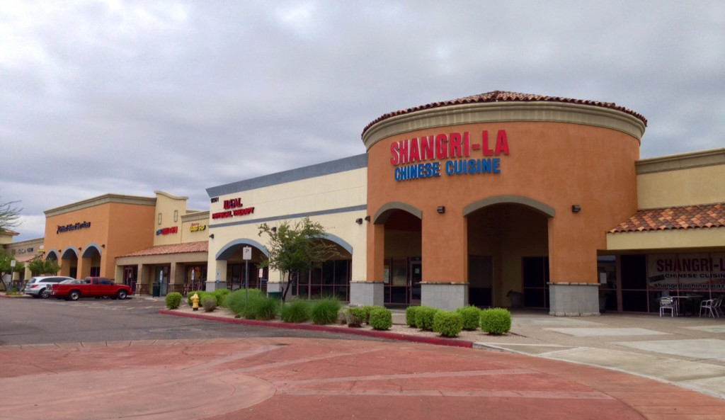 Glendale restaurant for lease at 59th Ave & Union Hills