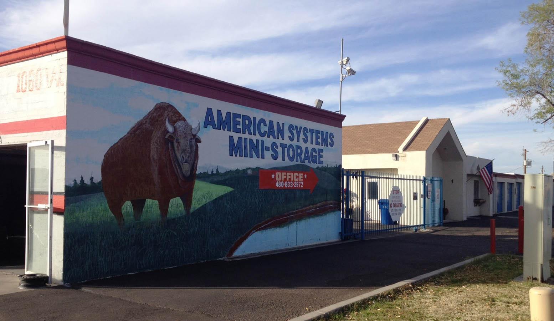 American Systems Mini Storage, Arizona Self Storage
