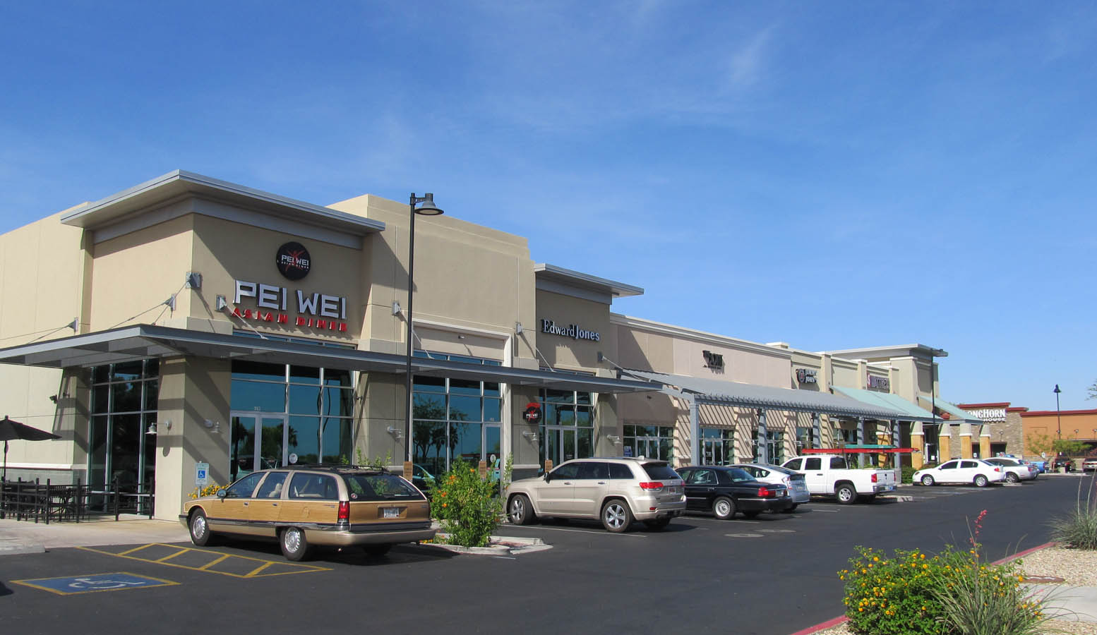 Just Leased Surprise Towne Center To Sunrise Donuts Rein
