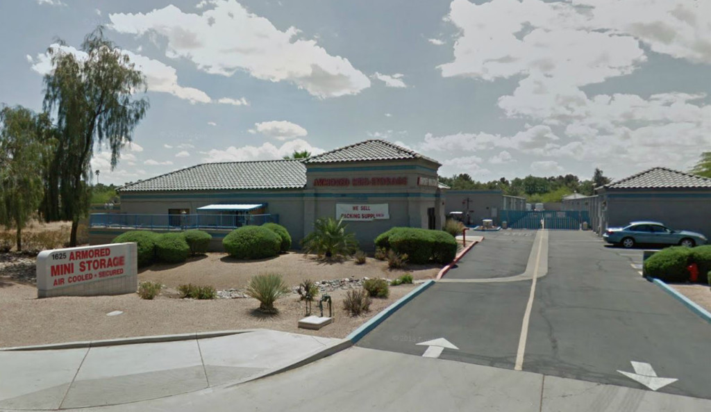 Armored Mini Storage, Arizona Self Storage