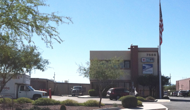 Houghton Corridor Tucson Arizona Self Storage