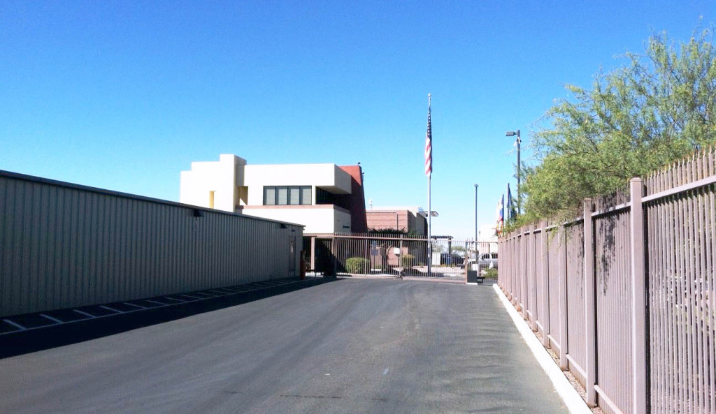 tucson az self storage facility for sale