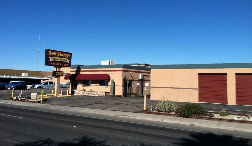 Lock It Lockers Tucson, Arizona Self Storage