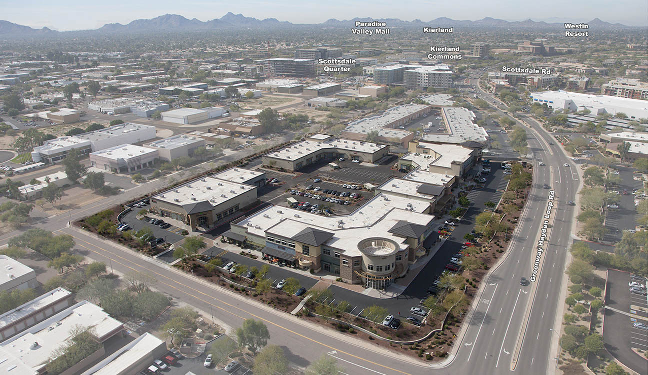 District at the Airpark at 15551 N Greenway Hayden Loop, Scottsdale, AZ